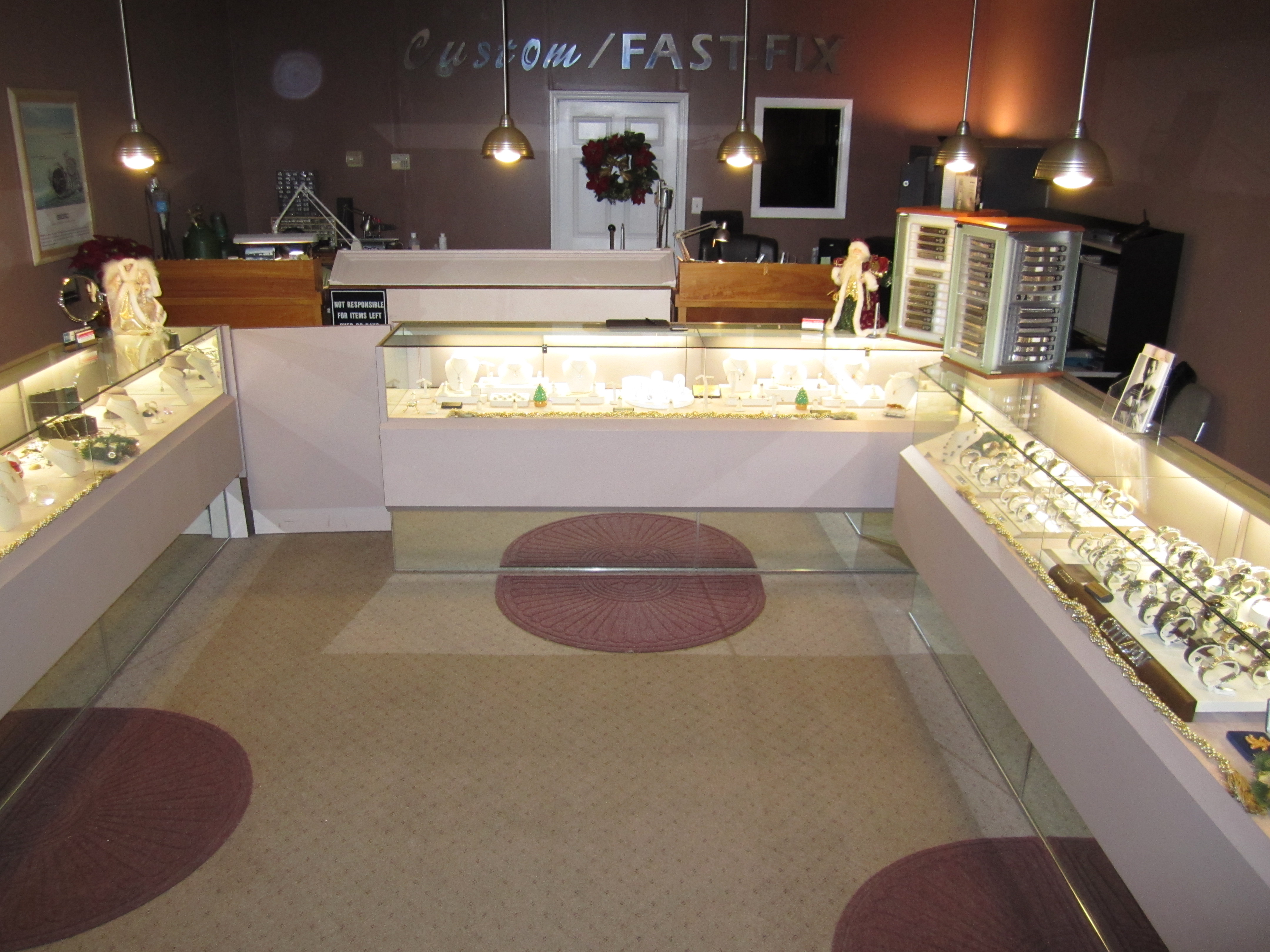 welcome to custom fast fix jewelry repair